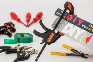 equipment for a do-it-yourself home repairs