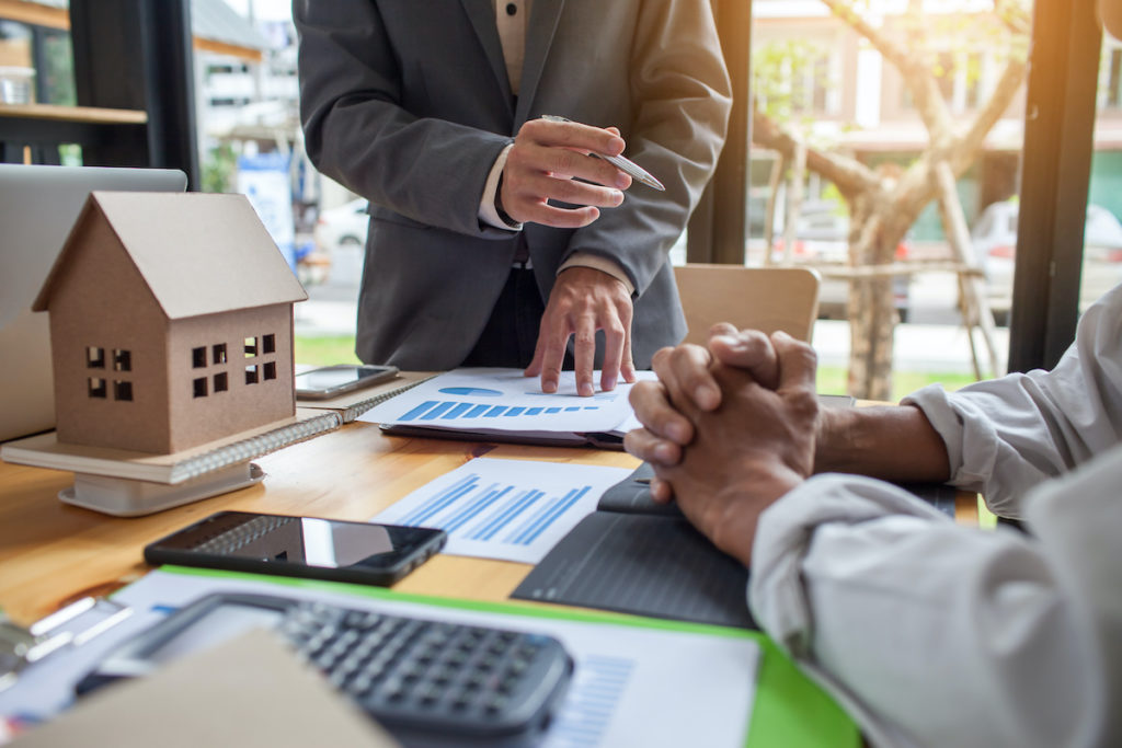 Calculating home prices